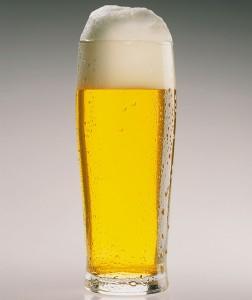 Le faux-col, attribut de qualité d'une bière tirée dans les règles de l'art.