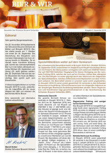 SBV Bier Newsletter 3-2016 - d web